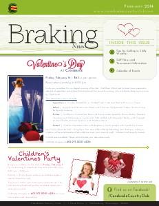Braking News February 2014