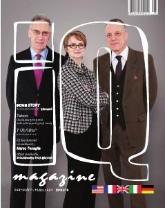 iQ magazine #16, 2012