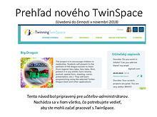 Nový Twinspace