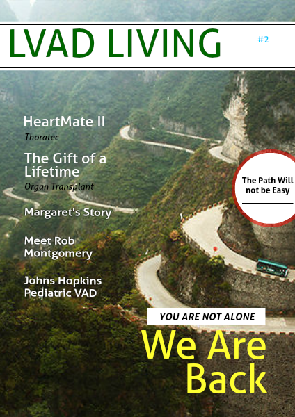 LVAD Living August 2014