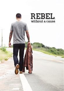 Men´s Way - Catálogo Conceito - Rebel Without a Cause - Inverno 2014
