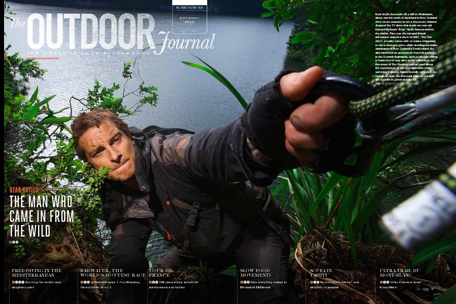 Outdoor Journal Monsoon 2013