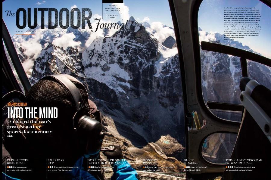 Outdoor Journal Winter 2013