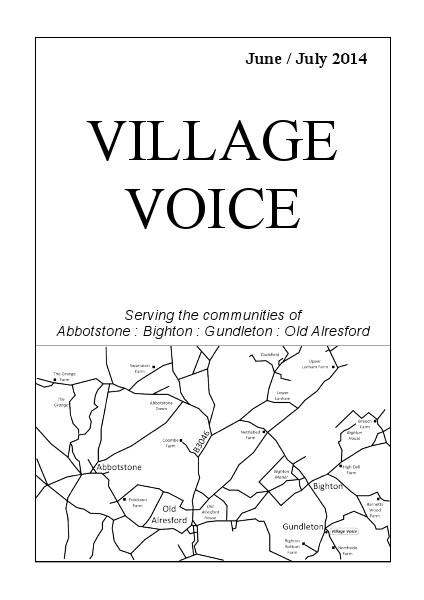 Village Voice June/July 2014