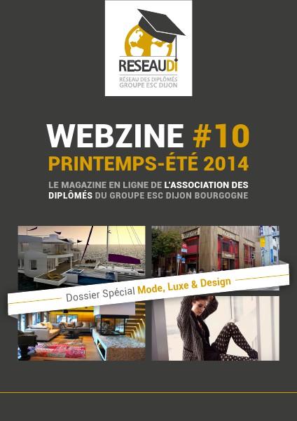 Webzine ReseauDi #10 - Printemps-Été 2014 Printemps-Été 2014