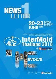 InterMold Thailand 2018 Newsletter #1