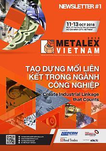 METALEX Vietnam 2018 Newsletter #1