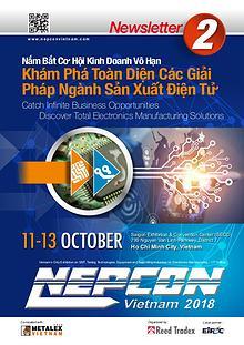 NEPCON Vietnam 2018 Newsletter 1