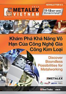 METALEX Vietnam 2018 Newsletter #3