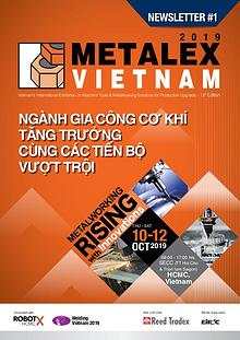 METALEX Vietnam 2019 Newsletter #1