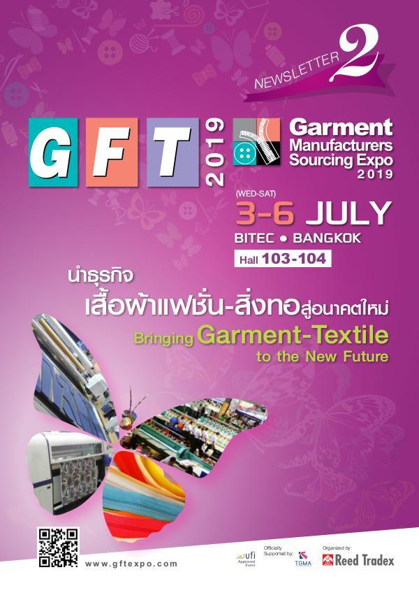 GFT 2019 Newsletter#2 Jun. 2019