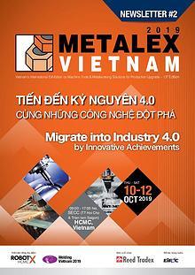 METALEX Vietnam 2019 Newsletter #2