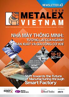 METALEX Vietnam 2019 Newsletter #3
