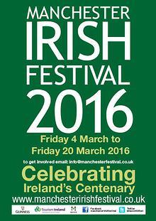 Manchester Irish Festival 2016