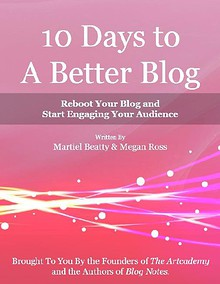 10 Days to a Better Blog eBook
