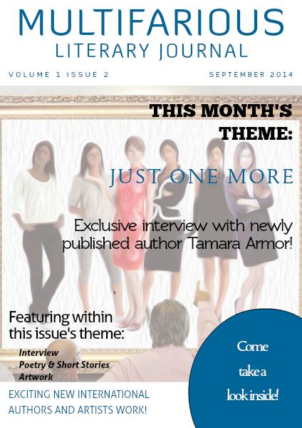 Multifarious Literary Journal September 2014