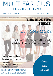 Multifarious Literary Journal