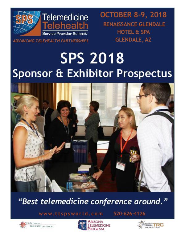 SPS 2018 Sponsor & Exhibitor Prospectus SPS Prospectus 2018
