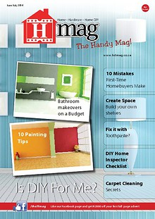 H Mag - The Handy Mag for Home, Hardware and Home DIY