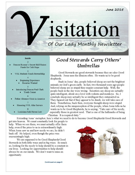 June 2018 SPECIAL EDITION June 2015 Issue