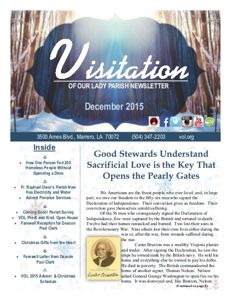 June 2018 SPECIAL EDITION December 2015 Issue