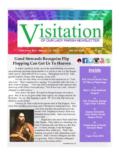 June 2018 SPECIAL EDITION February 2016 Issue