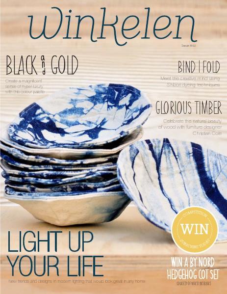 Winkelen homewares magazine issue 2 Jun. 2014