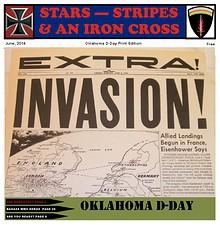 June 2014 Oklahoma D-Day Newspaper