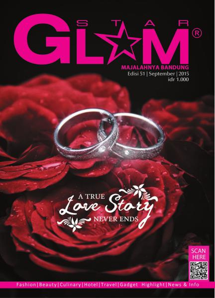 STAR GLAM MAGAZINE September 2015
