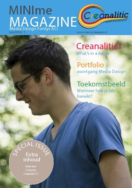 MINI me MAGAZINE CREANALITIC.pdf Jun. 2014