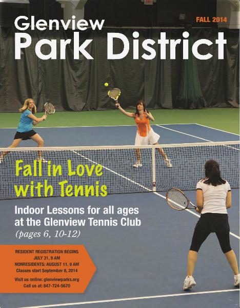 Brochure Fall 2014