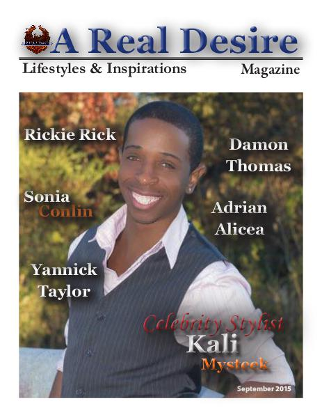 A Real Desire Magazine September 2015
