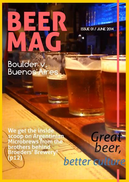 Beer Mag June 2014