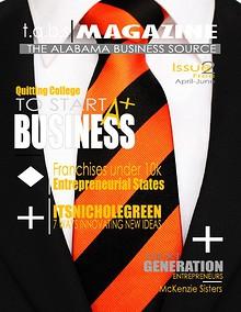 The Alabama Business Source Magazine