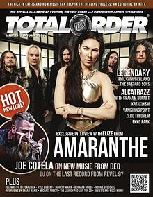 TOTAL ORDER ISSUE 101