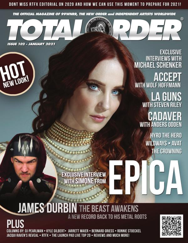 TOTAL ORDER ISSUE 102