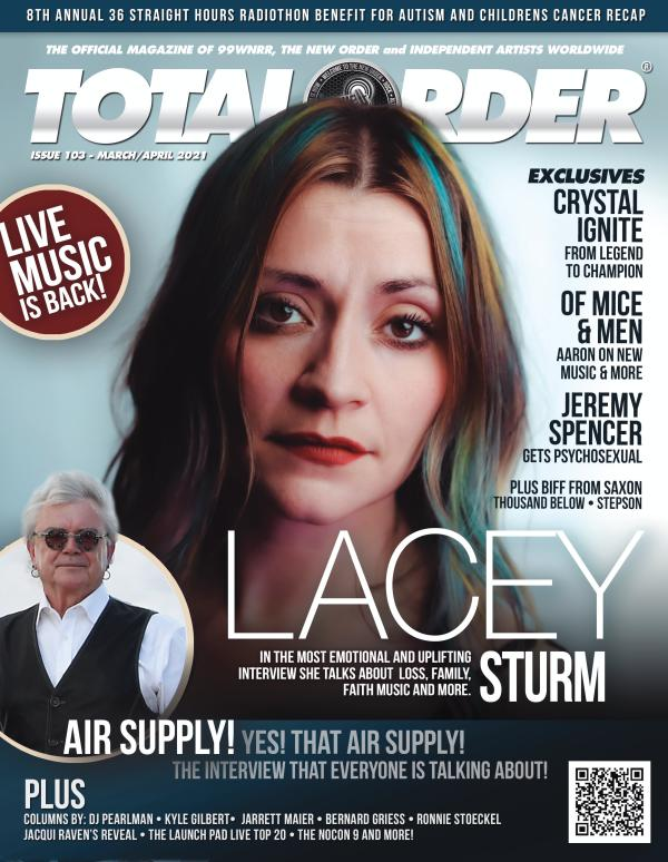 TOTAL ORDER ISSUE 103