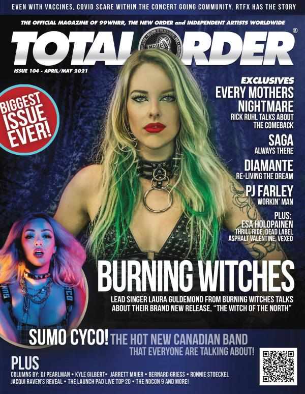 TOTAL ORDER ISSUE 104