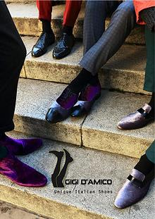 Gigi D'Amico shoes catalogue 2017/18