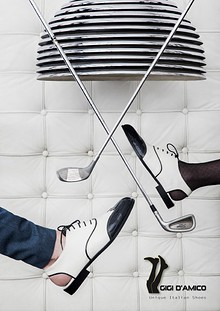 Gigi D'Amico shoes collection 2014-'15