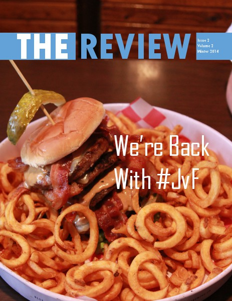 The Review RVHS Issue 2: Vol. 2 Vol 2