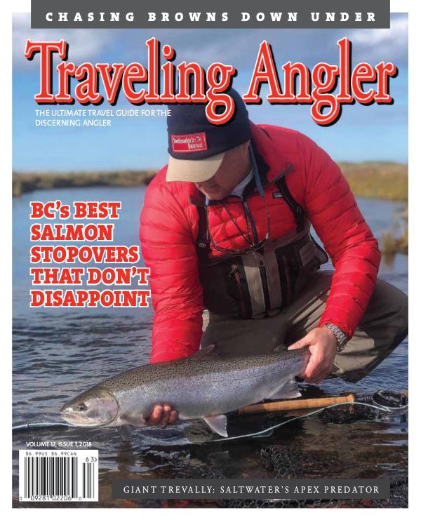 Traveling Angler 2018 TA_2018
