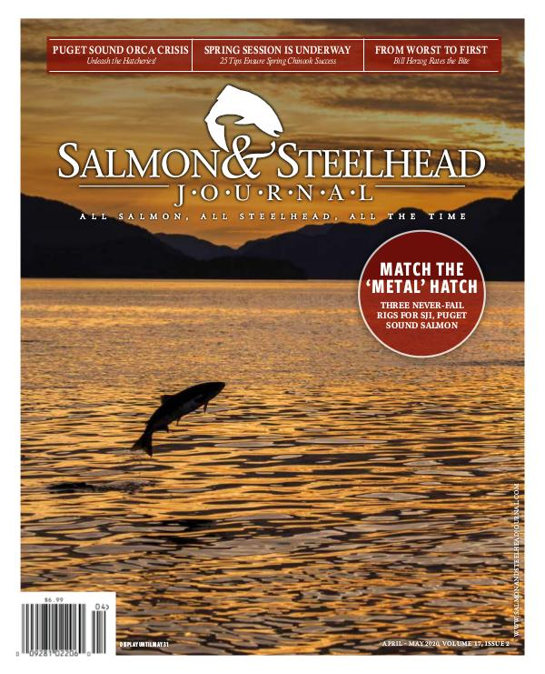 Salmon & Steelhead Journal April-May 2020 ssj172_final