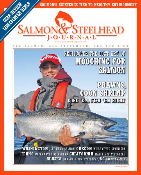 Salmon & Steelhead Journal Salmon & Steelhead Journal