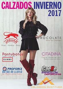 Catálogo - Invierno 2017