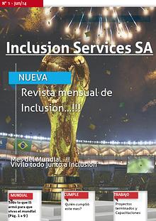 Inclusion Services - N°1 - Junio 2014