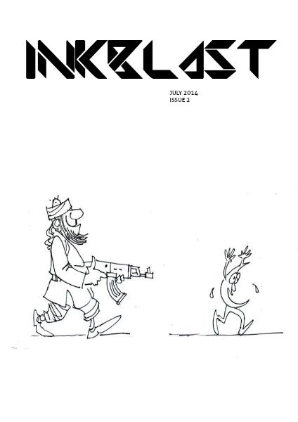 Inkblast july 2014