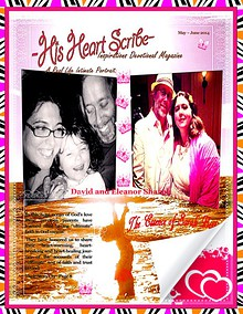 His Heart Scribe Inspirations Devotional Magazine May - June 2014