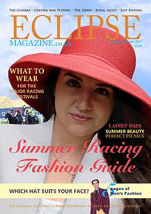 Summer Racing Fashion Guide 2017