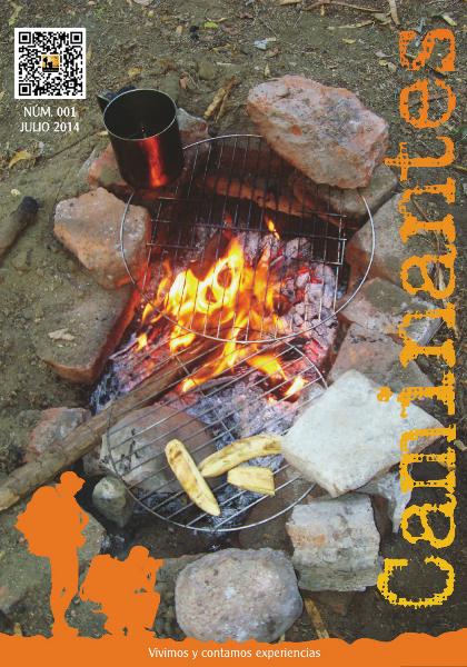 Revista Caminantes 001 - Agosto 2014